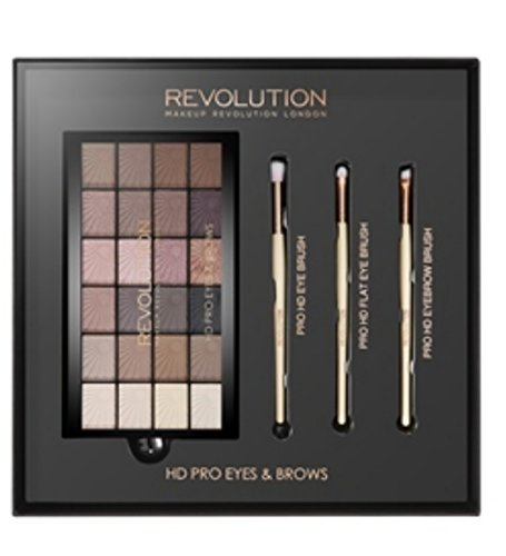 Revolution HD Pro eyes and Brows