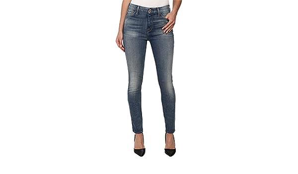 7 For All Mankind Women/'s High Waist Skinny Slim Illusion Jean W Cntur Waistband