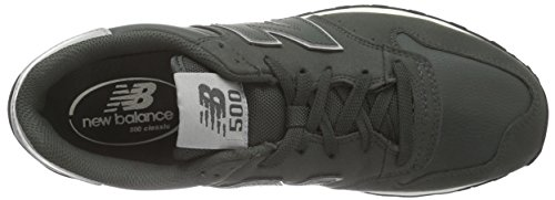 New Balance GM500, Sneakers basses homme Gris