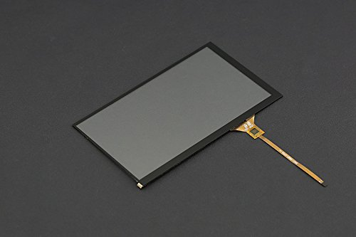 LattePanda Display - 7-inch Capacitive Touch Panel Overlay -
