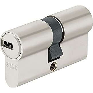 Abus EC550 – Cerradura de 28 a 34 mm (incluye 5 llaves)