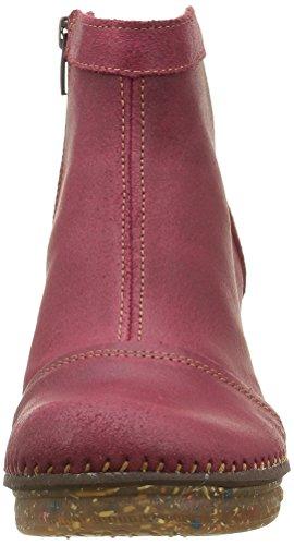 Art - Amsterdam 316, Stivali classici alla caviglia Donna Rouge (Wax Rioja)