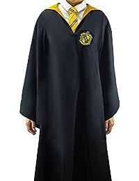 Robe Cape de Sorcier Harry Potter® Officielle ● Cinereplicas® (Medium, Pouffsouffle)
