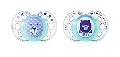 Tommee tippee Sucette Nuit 18-36 Mois