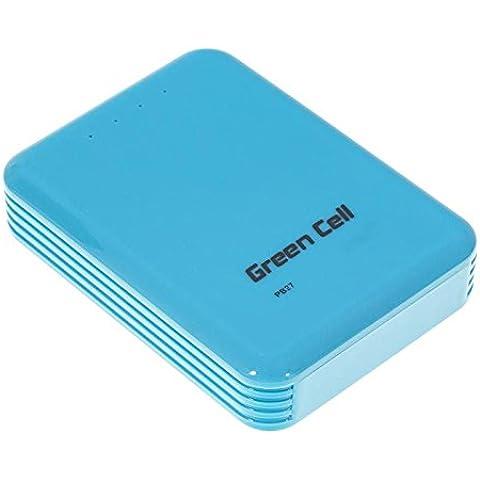 Green Cell® 8200mAh Power Banco de batería externo para Samsung Galaxy A9Pro Ace 4