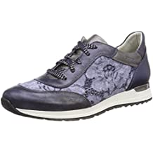 s.Oliver 23659, Zapatos de Cordones Oxford para Mujer, Negro (Black), 36 EU
