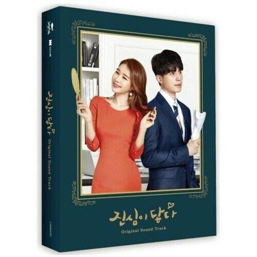 VARIOUS ARTIST Touch Your Heart OST 2019 TVN Drama Korean TV Show O.S.T CD+60p Booklet+Tracking K-POP Sealed -