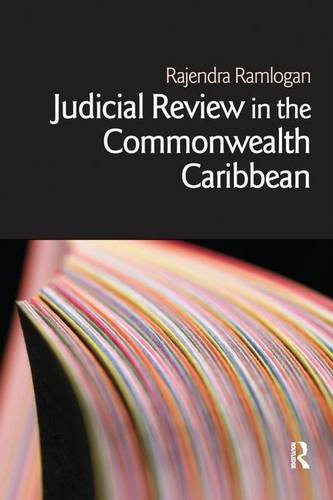Judicial Review in the Commonwealth Caribbean (Commonwealth Caribbean Law)