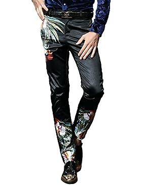 [Patrocinado]FANZHUAN Pantalones