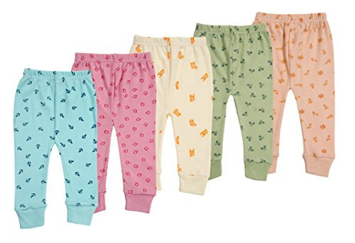 Kuchipoo Baby Pyjama - Pack of 5 (6-12 Months)