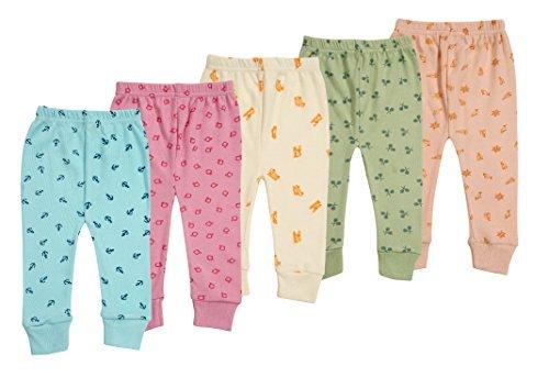 Kuchipoo Baby Pyjama - Pack of 5 (12-18 Months)