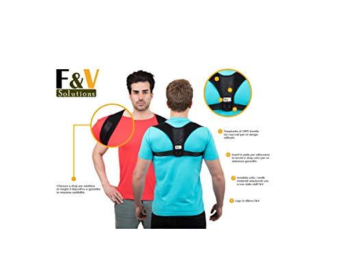Zoom IMG-2 fascia posturale spalle e schiena