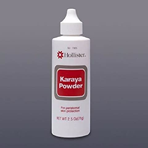 HOLLISTER Karaya Barrier Powder Karaya 2-1/2 oz. Puff Bottle (#7905, Sold Per Piece) by Karaya 5