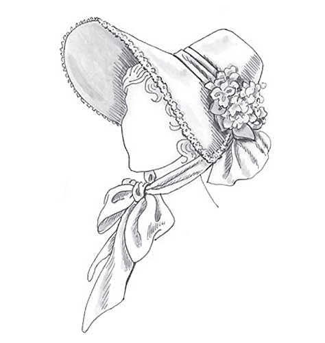 Cosplay by McCall 's historischen Hüte, mehrfarbig