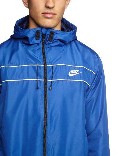Nike 833593-510 T-shirt A Maniche Lunghe, Uomo, Viola Comet/Heather, L Viola Comet/Heather