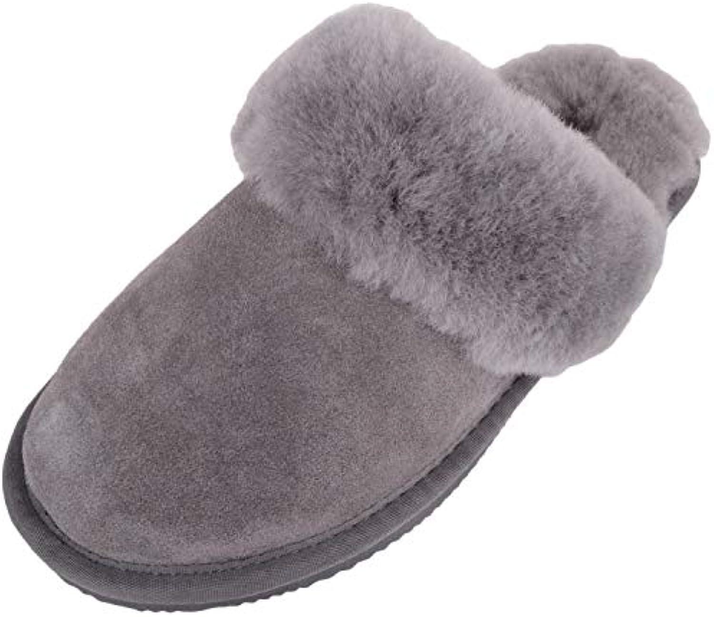 Donna   Uomo Uomo Uomo SNUGRUGS Elsie, Pantofole Donna Grande classificazione Materiali di alta qualità affari | A Basso Costo  | Uomo/Donna Scarpa  c0ac1c
