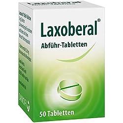 Laxoberal Abführ-Tabletten, 50 St.