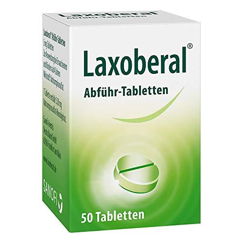 Laxoberal Abführ-Tabletten 5mg 50 stk