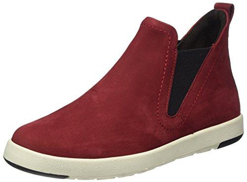 Rot-aerosol (Aerosoles SHIPMENT NUBUCK, Damen Chelsea Boots, Rot (Berry), 38 EU (5.5 UK))