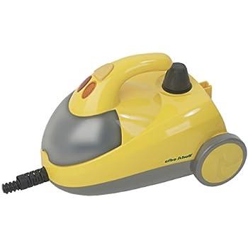 efbe-schott High Pressure Steam Cleaner, 1.7 Litre, 1500 W, 3 Bar, Yellow