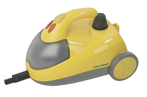 41omYhrOZYL - BEST BUY #1 efbe-schott High Pressure Steam Cleaner, 1.7 Litre, 1500 W, 3 Bar, Yellow Reviews and price compare uk