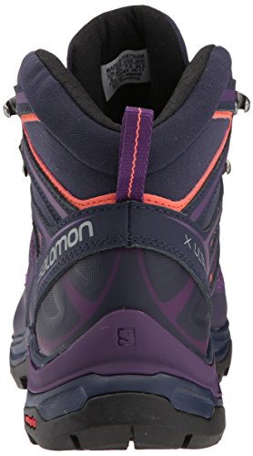 Salomon X Ultra 3 Mid Gtx W, Chaussures dEscalade Femme purple