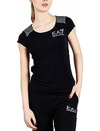 Emporio Armani - T-shirt - Femme noir noir