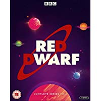 Red Dwarf Series 1 - 8 Boxset BD