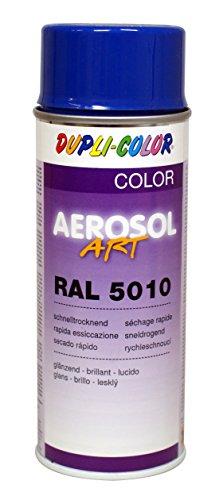 Dupli-Color 722561 Aerosol Art Ral 5010 glänzend 400 ml