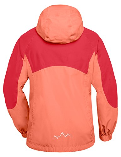 VAUDE Kinder Jacke Leni 2L Jacket Apricot