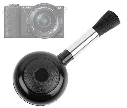 Pinceau soufflant 2 en 1 avec brosse de nettoyage pour Nikon Coolpix P610 et L840, Canon PowerShot SX410 IS et Pentax XG-1 appareils photo Bridge - Garantie 2 ans par DURAGADGET 5054019926238