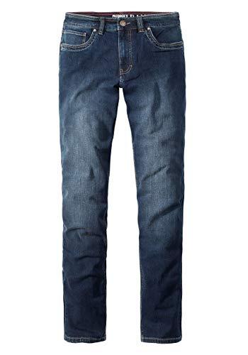 Paddocks`s Herren Jeans Ranger Pipe - Tight Fit - Blau - Dark Used, Größe:W 48 L 34, Farbe:Dark Used (0891)