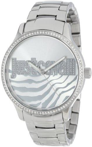 Just Cavalli Damen-Armbanduhr Analog Quarz Edelstahl R7253127509