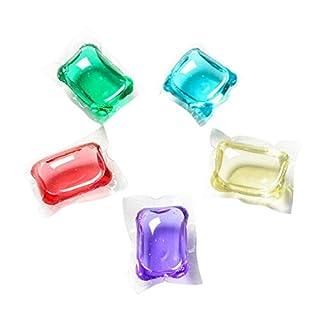 Altsommer Premium Eco Friendly Wäsche Bälle für Waschmaschine, Portable Laundry Gel Bead Kapseln Reise Waschflüssigkeit Pod Cleaner Reinigung