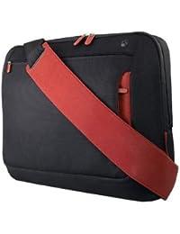 """Belkin - Sacoche """"messenger"""" pour Ordinateur portable 15,6"""" - Noir et rouge"""