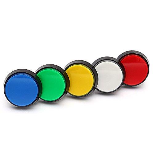 5-colores-de-luz-led-60mm-arcade-jugador-del-videojuego-de-push-button-switch-color-blanco