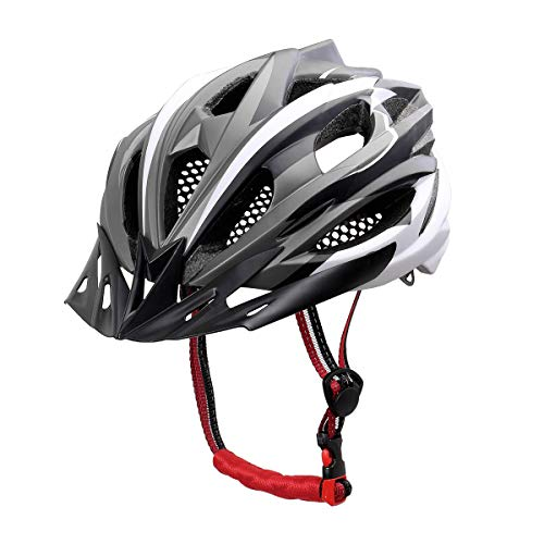 X-TIGER Cycle Helmet with Detachable Visor BMX