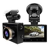 """MYPIN Wifi Dash Cam Mini Car 1080P Dash Cams 2.45"""" LCD Screen FHD"""