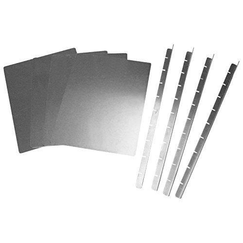 Trennwand-Set für Aluminiumboxen Alutec