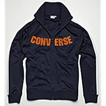 Converse Men poliéster Jacket Dark Marino/19317 – 124 Color: Dark Marino