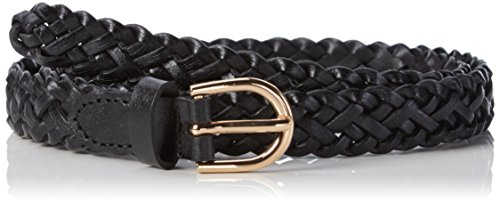 PIECES Pcavery Leather Braided Slim Belt Noos Cintura Donna