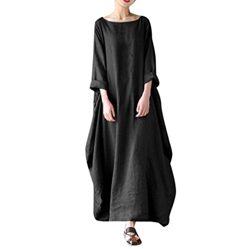 Vestito da donna   feixiang al mejor precio de Amazon en SaveMoney.es 146e26cc1bc