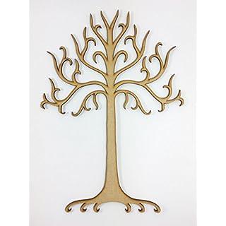 Große Laser geschnitten Tree of Gondor–Herr der Ringe, Form inspiriert–MDF Handwerk und Kunst Mittelpunkt
