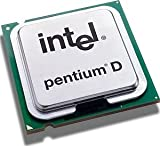 Intel Pentium D 945 D945 3.40GHz SL9QB SL9QQ