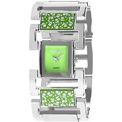 Akzent Damen-Uhren mit Metallband 152426000028