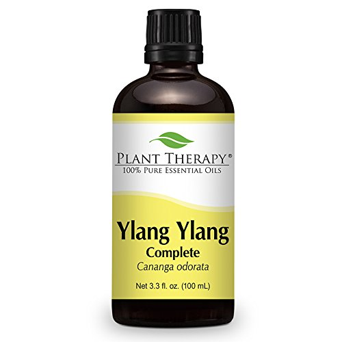 Plant Therapy Ylang Ylang Complete Essential Oil 100 mL (3.3 oz) 100%...