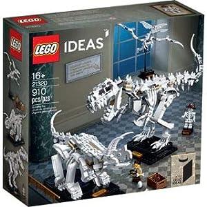 LEGO Ideas Fossili di Dinosauro 21320 5702016615586 LEGO