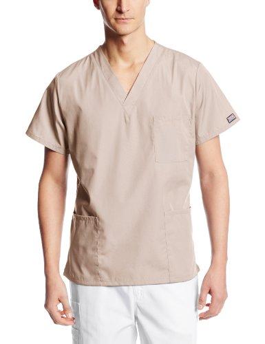 Cherokee Uniforms Unisex Schlupfkasack (4XL (Da:62/64 He:70/72), Khaki) - Cherokee Uniformen Medizinische
