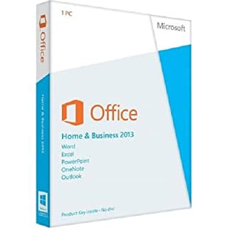 Microsoft Office Home and Business 2013, License Card, 1 User (PC) (B00A2ILYZ0) | Amazon price tracker / tracking, Amazon price history charts, Amazon price watches, Amazon price drop alerts