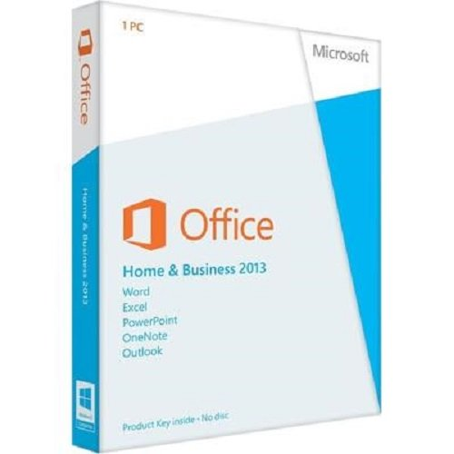 Microsoft Office Home and Business 2013 - 1PC (Product Key Card ohne...